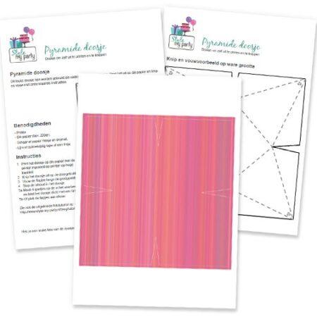 pyramide-doosje-pink