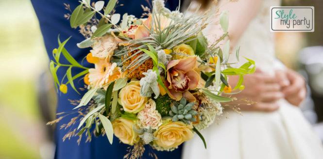 Mijn ervaringen met het plannen van onze bruiloft: Destijl